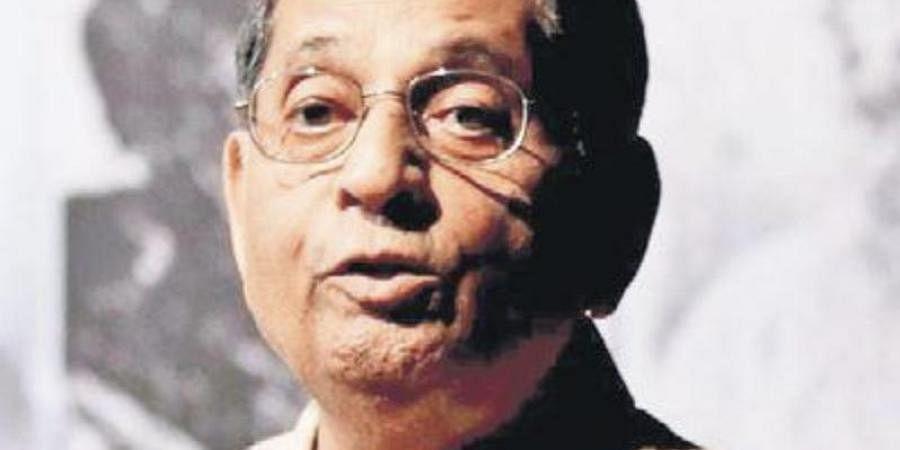 Former Union Home Secretary Madhav Godbole