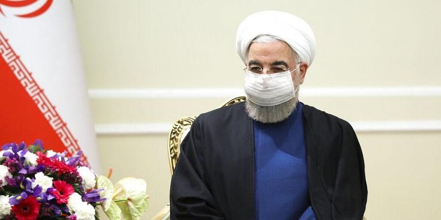 Iranian President Hassan Rouhani. (Photo   AP)