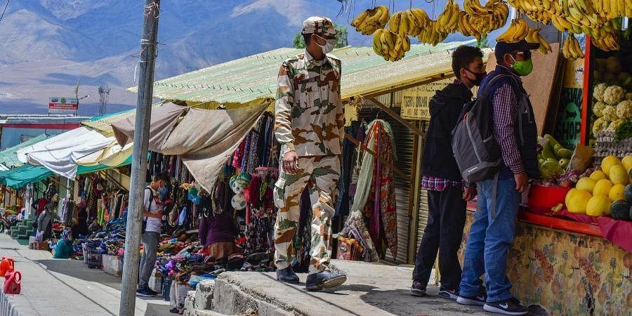 Ladakh, Leh, Ladakh UT