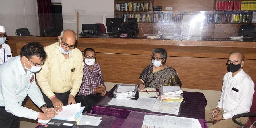 Lok Adalat in progress in Chhattisgarh