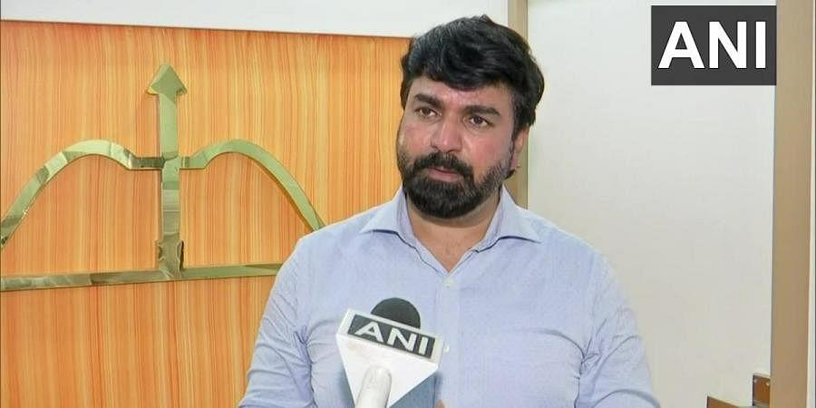 Shiv Sena MP Rahul Shewale