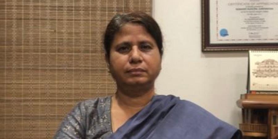 Assam Finance Minister Ajanta Neog