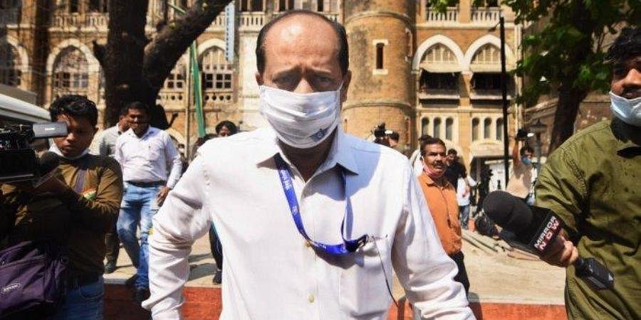 Dismissed Mumbai police officer Sachin Waze