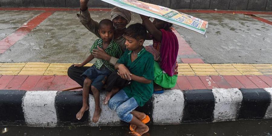 Delhi rains Delhi monsoon