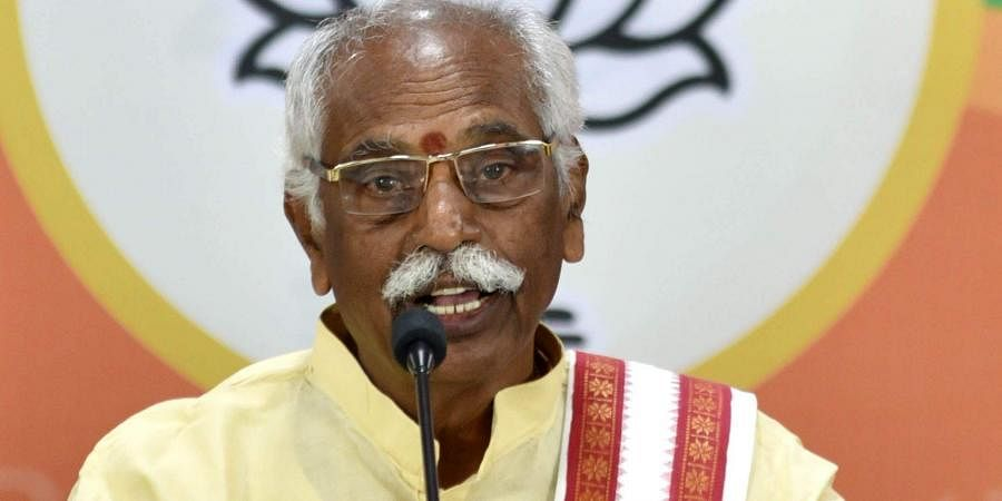 Haryana Governor Bandaru Dattatreya