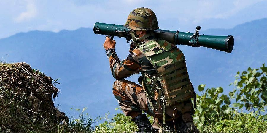 Indian Army Indian jawan soldier