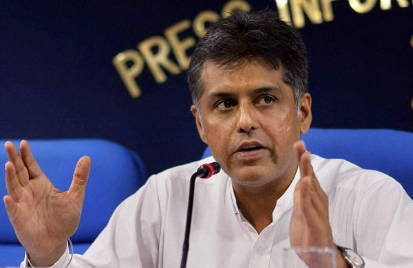 Worthwhile to look at history of communists' presence in Congress: Manish Tewari