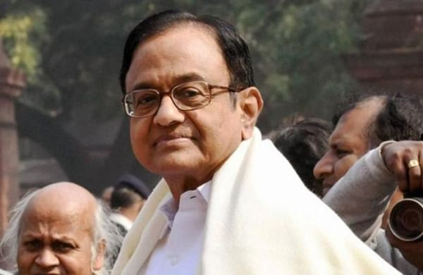 Only Indian government not concerned about Pegasus issue: Chidambaram on Israel minister's France visit
