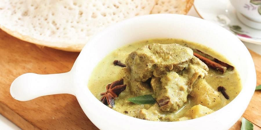 A unique mutton ishtoo cooked in her Mughal aristocratic household once upon a time