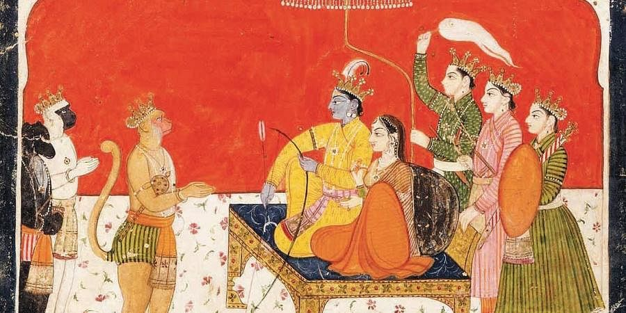 havaasmi: A Journey Towards Completeness—Life and Skills through the Lens of Ramayana is an epic retold in an entirely new and unique way.