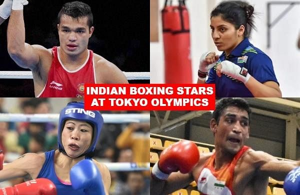 An unprecedented nine Indian boxers will be taking the ring at the Tokyo Olympics, conscious of the fact that medal expectations from them are at an all-time high.