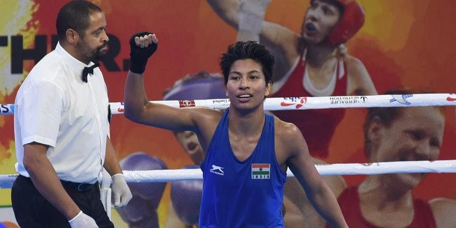 LOVLINA BORGOHAIN (69kg): The youngest in the Tokyo-bound women's boxing team is a low-profile, high-performing asset.