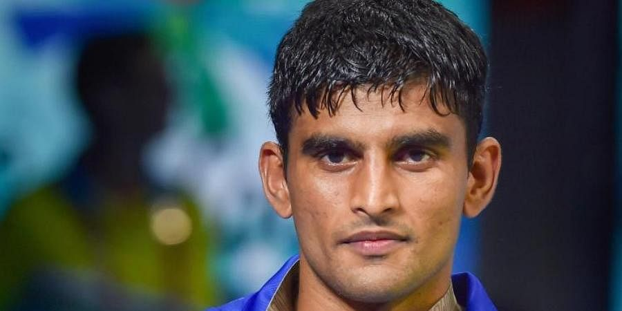 MANISH KAUSHIK (63kg): Also a debutant, also an Armyman and also a 25-year-old. Kaushik is the classic dark horse.