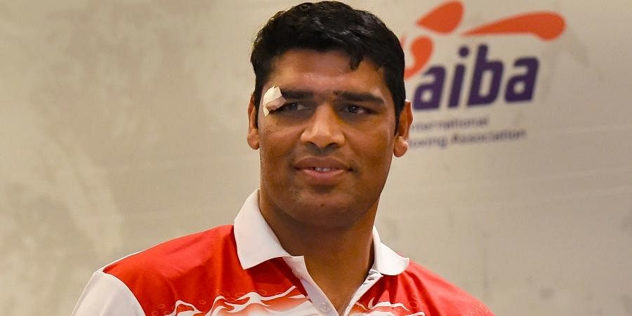SATISH KUMAR (+91kg): The first super heavyweight to qualify for the Games but the one about whom not many are talking about.