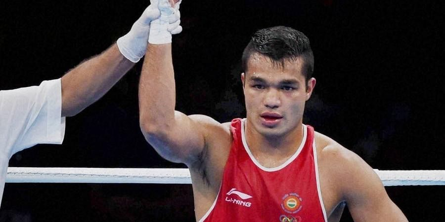 VIKAS KRISHAN (69kg): A two-time Olympian, among the most decorated boxers of all time in India, a man so experienced that he could well put together a list of dos and don'ts for all the debutants with him.