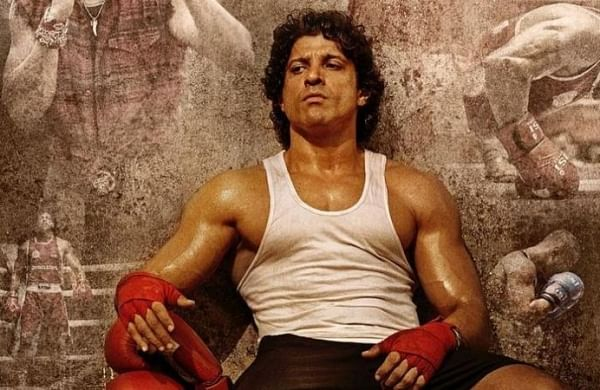 Toofaan' review: Farhan Akhtar leads a cliched boxing drama- The New Indian  Express