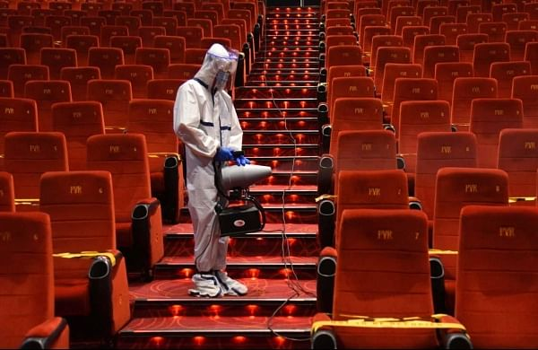COVID-19: No long term planning but Bollywood cautiously optimistic as theatres reopen