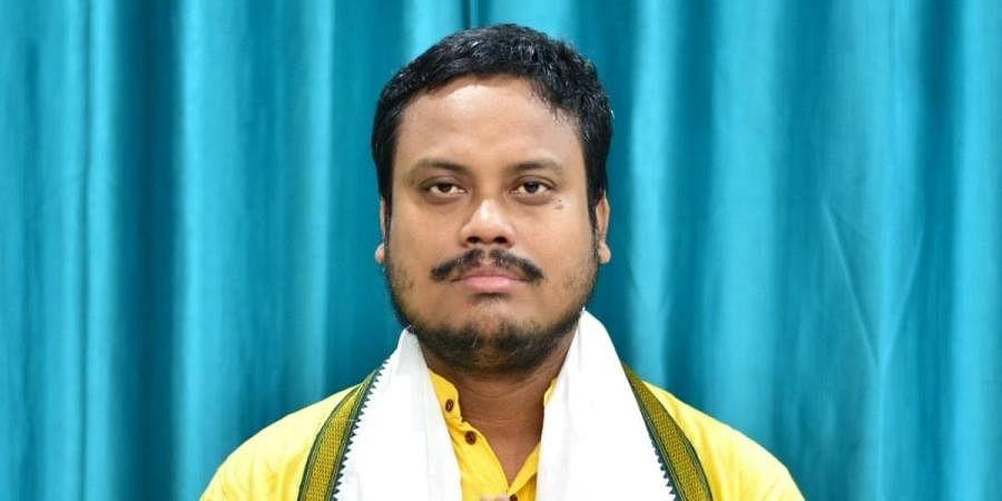 Trinamool Congress leader Partha Pratim Roy
