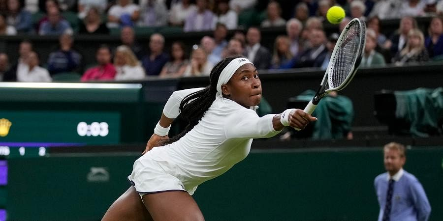 Coco Gauff Won't Play in Tokyo Olympics After Testing Positive for Coronavirus