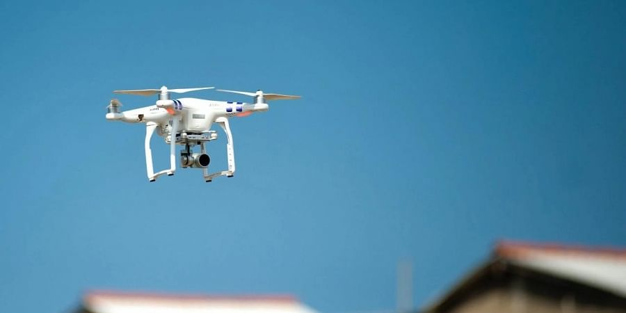 D-4 drone system's aim is to detect rogue drones that are likely to attack most vulnerable places. (File Photo   PTI)