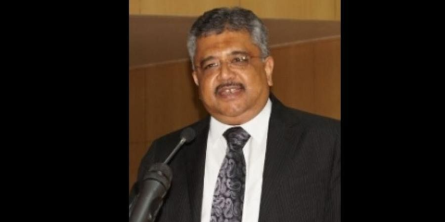 Tushar Mehta, Solicitor General of India.