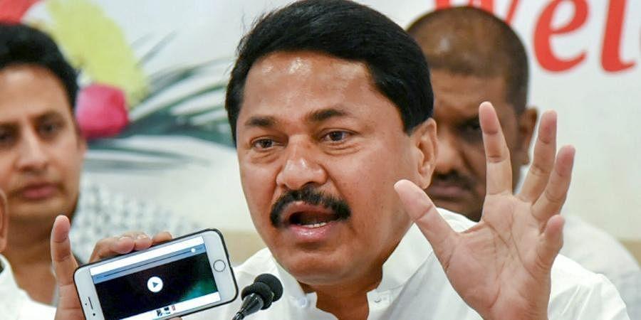 Maharashtra Congress president Nana Patole