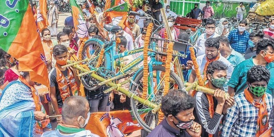 Odisha BJP Workers