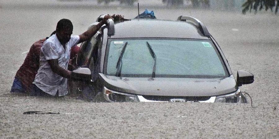 Bhubaneswar Rains