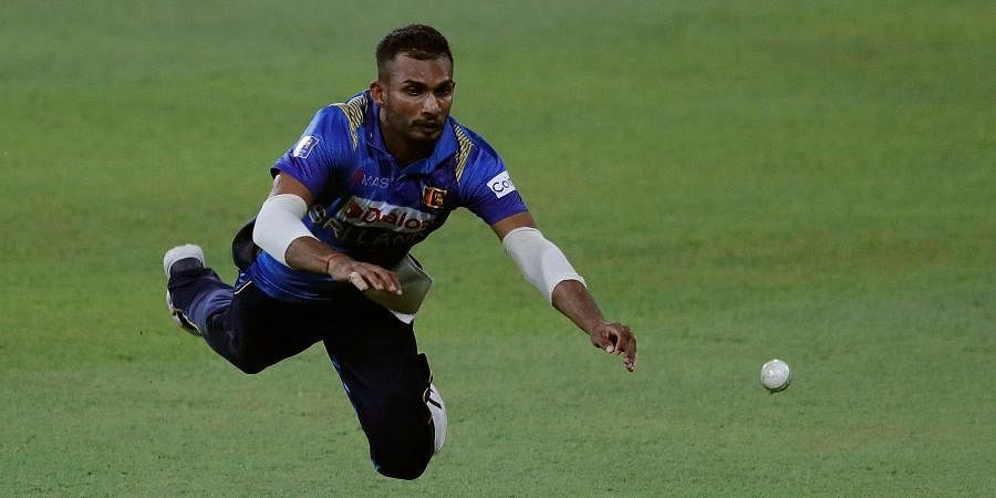 Sri Lanka captain Dasun Shanaka