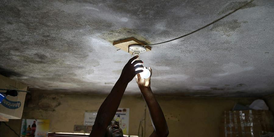 Haiti electricity