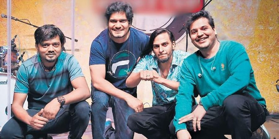 Meet Aikyam, the new powerhouse band in town, that is taking the live music scene of Hyderabad by storm.