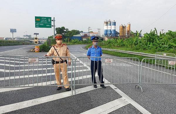 Vietnam locks down capital Hanoi for 15 days as Covid cases rise
