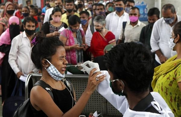 535 new fatalities takeIndia's COVID-19death toll to 4,20,551
