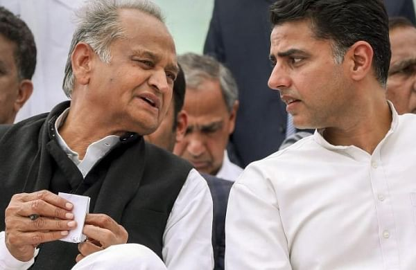Punjab done, Congress now moves to settle Rajasthan issues