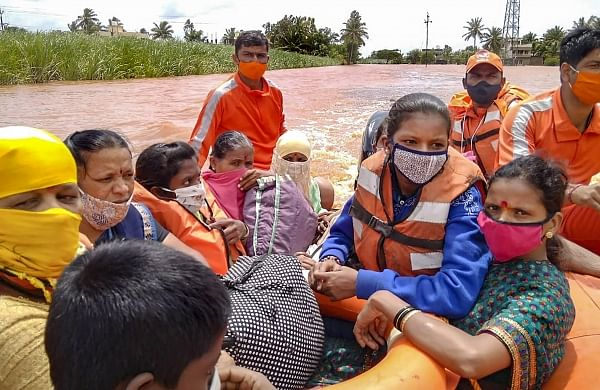 Maharashtra floods: 'Central war room' formed for coordination among 3 services for rescue operations