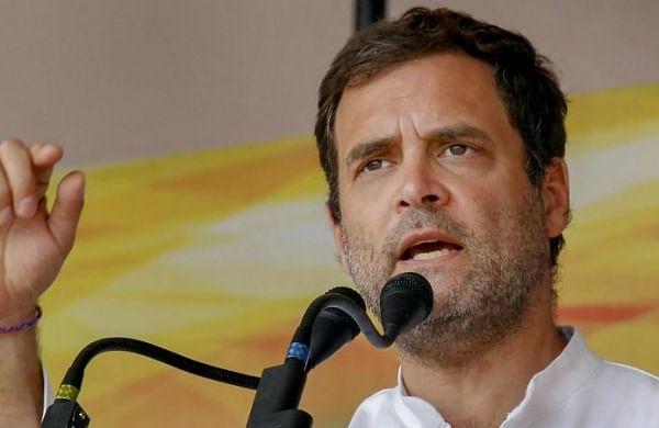 Home minister has 'failed' country: Rahul Gandhi on Assam-Mizoram border violence