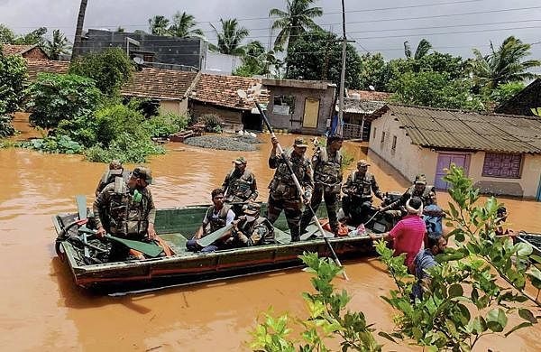 Separate force like NDRF to be formed in all Maharashtra districts, says CM amid flood situation