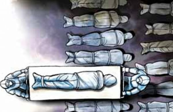 Country saw 4.2 lakh Covid deaths till July 25: Centre