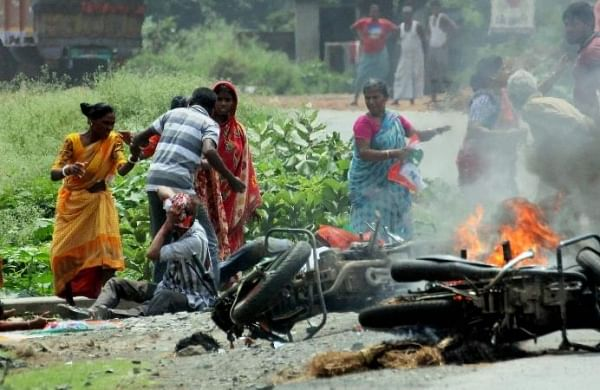 NHRC panel members probing post-poll violence share ties with BJP: Bengal govt in affidavit before HC