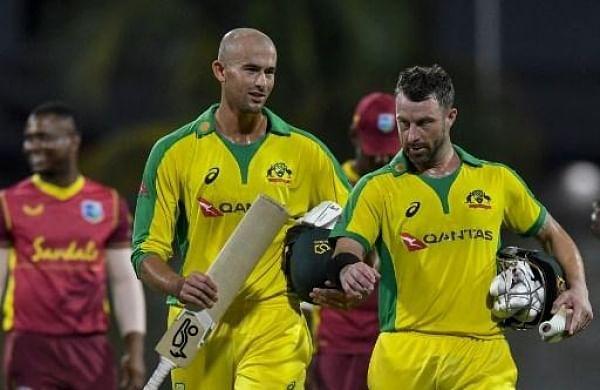 Wade guidesAustralia to six wicket victoryoverWest Indies as visitors win ODI series