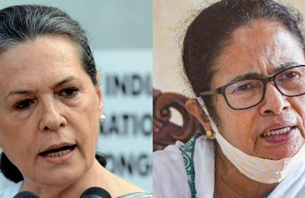 West Bengal CM Mamata Banerjee to meet Sonia Gandhi at 4:30 pm on Wednesday