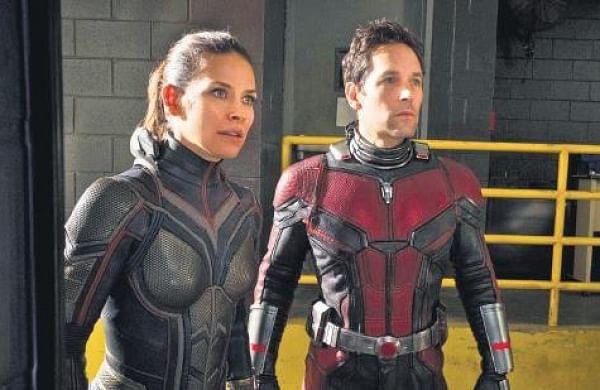 Filming of Marvel's Ant-Man sequel Quantumania begins