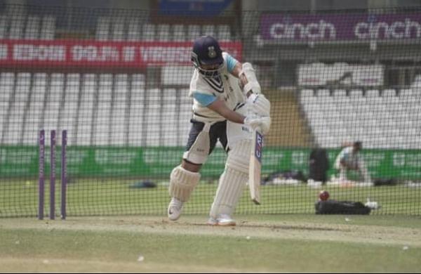 UK diary: India has centre wicket training; Rishabh Pant bats in the nets