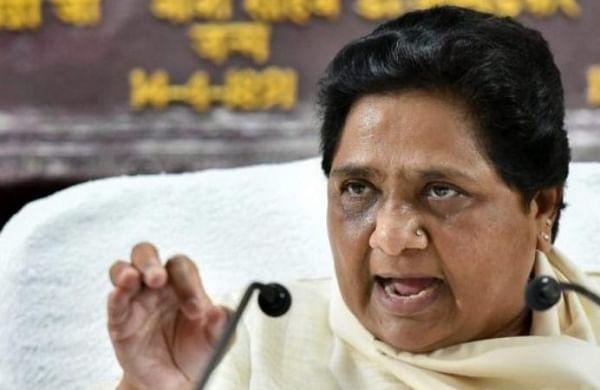 Mayawati urges Supreme Court to take suo motu cognisance of Pegasus row