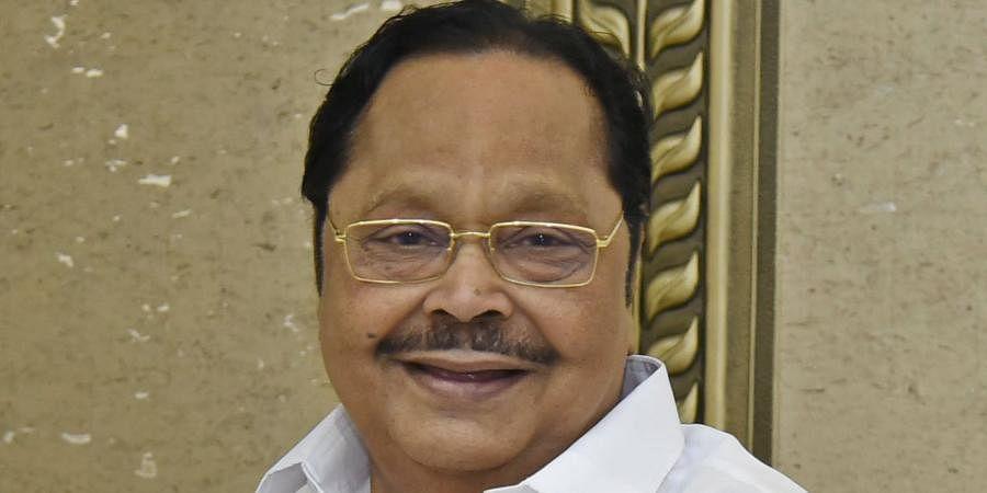 DMK general secretary Durai Murugan