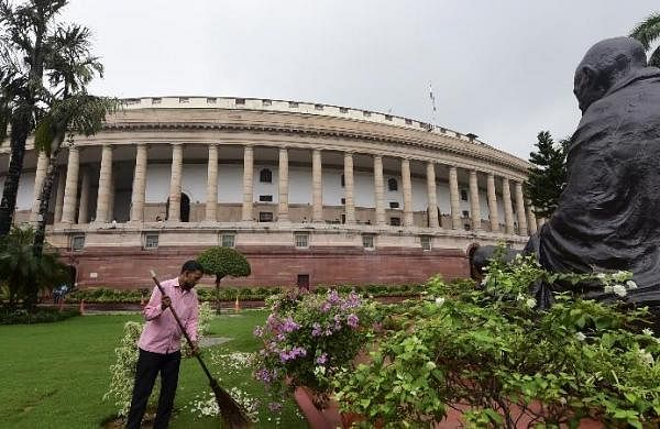 Rajya Sabha proceedings adjourned for second time till 2.30 pm amid opposition uproar