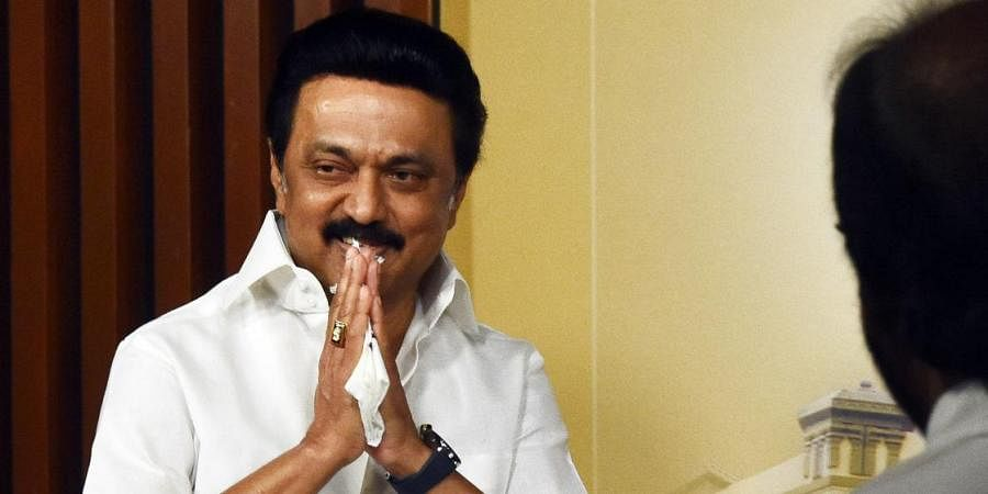 Tamil Nadu CMMK Stalin