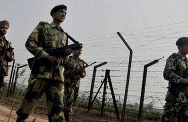 Two Pakistani intruders shot dead along international borderin Punjab's Tarn Taran