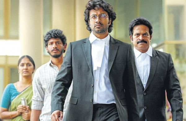 A convoluted thriller weighed down by inconsistent narration- The New Indian Express