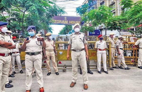 With supplies choked by Assam blockade, Mizoram asks people to curtail domestic consumption